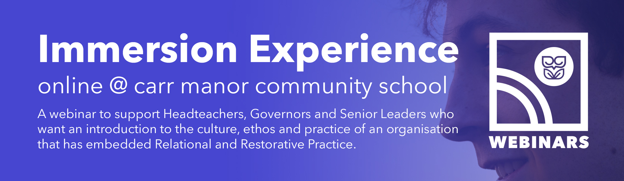 Relational and restorative practice - Immersion Experience